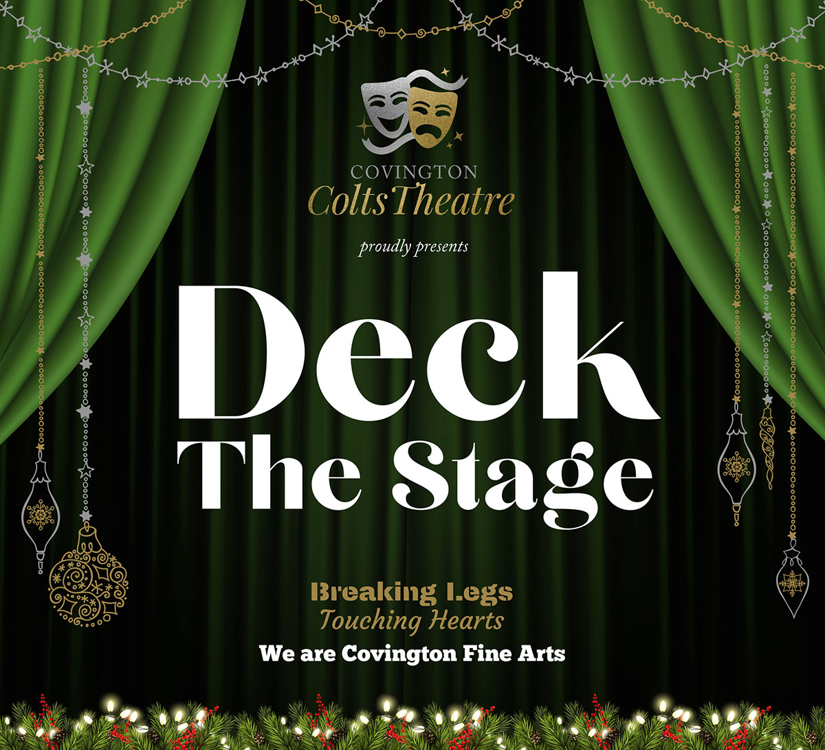 Deck The Stage